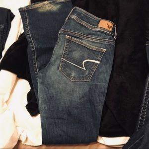 American Eagle Bootcut Jean